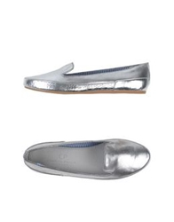 Charles Philip Moccasins Silver