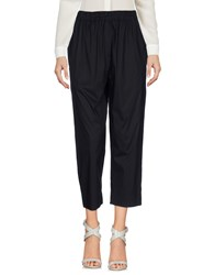 Liviana Conti Casual Pants Black
