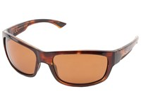 Smith Optics Dover Tortoise Frame Polarchromic Copper Techlite Glass Lenses Sport Sunglasses Black