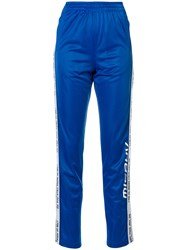 Misbhv Do You Still Think Of Me Track Trousers Blue