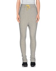 Brand Unique Trousers Casual Trousers Women Light Grey