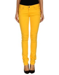 Cimarron Denim Pants Ocher