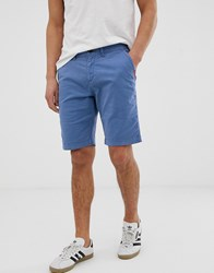 Superdry Chino Shorts In Blue