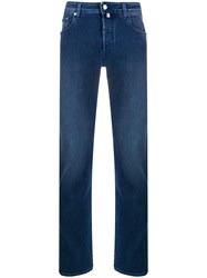 Jacob Cohen Mid Rise Slim Fit Jeans 60