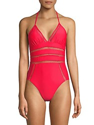 Ella Moss One Piece Crafty Swimsuit Passion