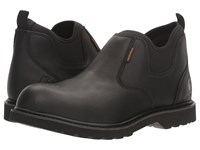 Carhartt Waterproof Oxford Romeo Black Oil Tanned Leather Men's Shoes