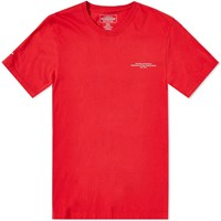 Neighborhood Og Tee Red