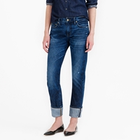 J.Crew Point Sur Japanese Selvedge X Rocker Jean In Broome Wash