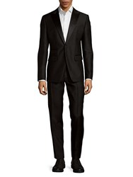 Viktor And Rolf Basic Buttoned Suit Black