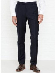 Reiss Thrill Slim Fit Trousers Navy