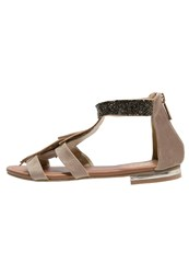 Xti Sandals Taupe