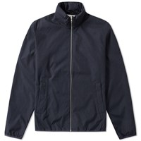 Norse Projects Pelle Ripstop Jacket Blue