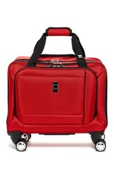 Delsey Helium Breeze 4.0 Spinner Trolley Tote Red