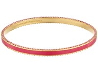 Kate Spade The Bangles Enamel Bangle Pink Multi