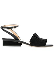 Paul Andrew Odale Sandals Black