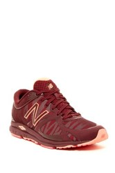 New Balance 1400 Glow In The Dark Running Shoe Red