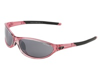 Tifosi Optics Alpe 2.0 Crystal Pink Smoke Lens Athletic Performance Sport Sunglasses