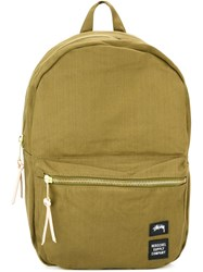 Stussy 'Drab Lawson' Backpack Green