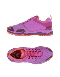 The North Face Footwear Low Tops And Trainers Women Light Purple