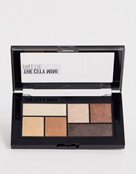 Maybelline The City Mini Palette 400 Rooftop Bronzes Brown