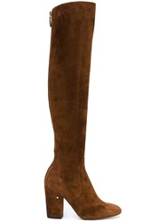 Laurence Dacade 'Illusion' Boots Brown