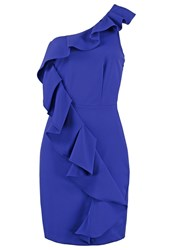 Morgan Cocktail Dress Party Dress Bleu Electrique Blue
