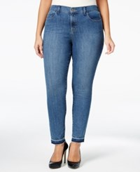 Styleandco. Style Co. Plus Size Pacific Wash Skinny Ankle Jeans Only At Macy's