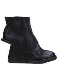 Guidi 'Soft Horse' Boots Black