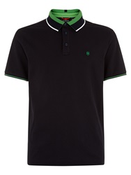 Victorinox Ascent Regular Fit Polo Shirt Navy