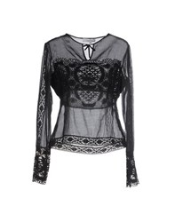 Laltramoda Shirts Blouses Women Black