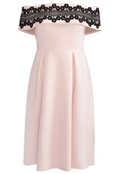 Dorothy Perkins Cocktail Dress Party Dress Peach Apricot