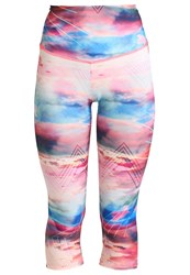 Onzie 3 4 Sports Trousers Truth Multicoloured