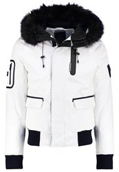 Redskins Viera Homeland Winter Jacket White