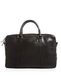 Shinola Slim Briefcase Deep Brown