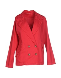 True Tradition Suits And Jackets Blazers Women Red
