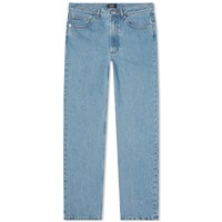 A.P.C. Martin Tapered Jean Blue