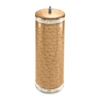Julia Knight Classic Toilet Roll Holder Toffee