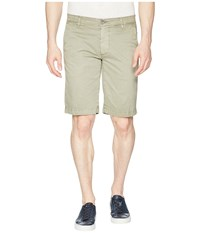 Ag Adriano Goldschmied Griffin Shorts In Sulfur Dry Cypress Sulfur Dry Cypress Olive