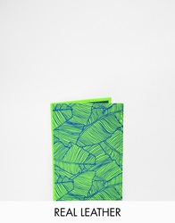 Undercover Leather Passport Cover Gr1green1
