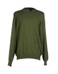 Brooks Brothers Knitwear Jumpers Men Military Green