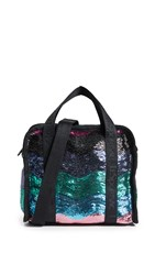 Le Sport Sac Lesportsac Gabrielle Small Box Crossbody Bag Sequins