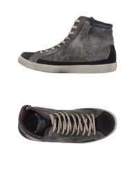 Beverly Hills Polo Club Footwear High Tops And Trainers Men Steel Grey