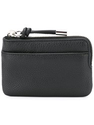 Alexander Wang Zip Wallet Black
