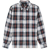 Stussy Standard Plaid Shirt Multi