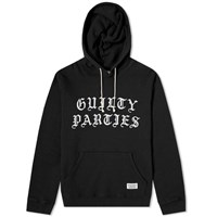 Wacko Maria Guilty Parties Popover Hoody Black
