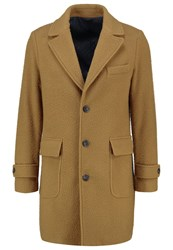 United Colors Of Benetton Classic Coat Jaune Yellow