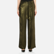 Gestuz Women's Ena Pants Gold