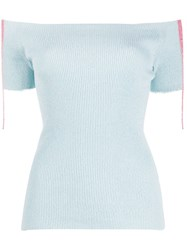 Mrz Ribbed Knitted Top 60