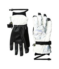 Burton Pele Glove Iridescent Stout White Snowboard Gloves