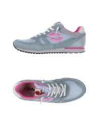 Lotto Leggenda Footwear Low Tops And Trainers Women Grey